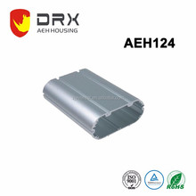 High impact AL6063 AEH124 extruded aluminum profiles