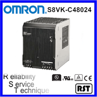 S8VK-C48024 Switch Mode Japan Omron 480W 24V 20A Single Phase Power Supply