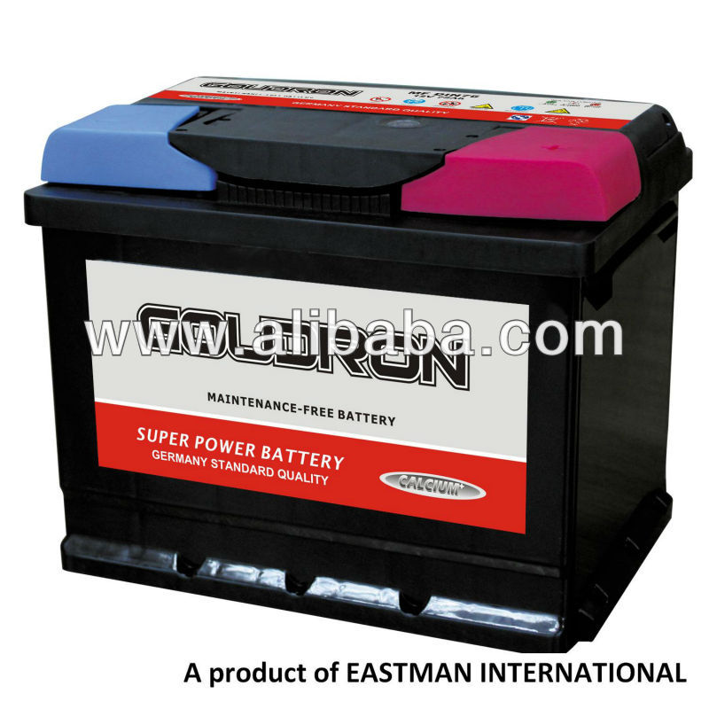 "BRAND "" GOUDRON"" POWERFULL BATTERY WITH LONG LIFE."