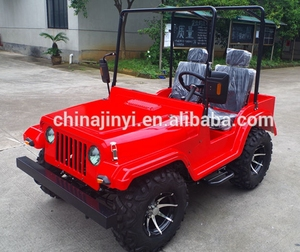 Cheap HOT 200CC Road Legal Willys Jeep for sale