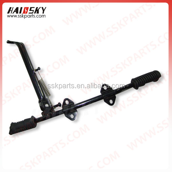 HAISSKY motorcycle foot side stand for CD70
