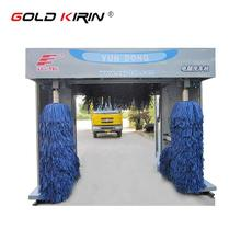 Low price of wholesale heavy duty roll automatic car wash machine price