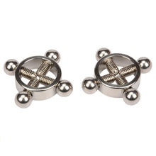 New products 2 pcs set unique nipple clamps adult sex toy