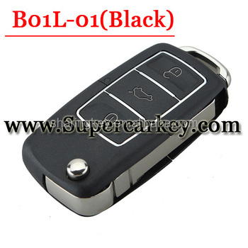 Keydiy remote B01L-01 3 Button Remote Key with Black colour for URG200/KD900/KD200