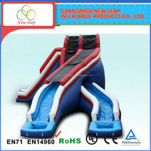 Adult and kid inflatable bouncy slider