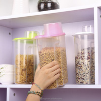 food fruit snack cereal storage box square plastic food storage container