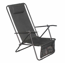 High quality cheap folding beach chairs with adjustable legs