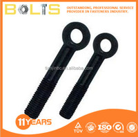 Black ball joint bolts