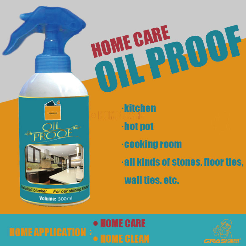 Excellent kitchen cleaning agent organic silicon waterproofing coating