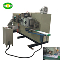 Disposable toilet seat paper cover folding machine