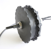 Mac upgrade electric brushless geared hub motor 1200w