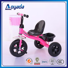 2016 China manufacturer new models baby walker baby tricycle