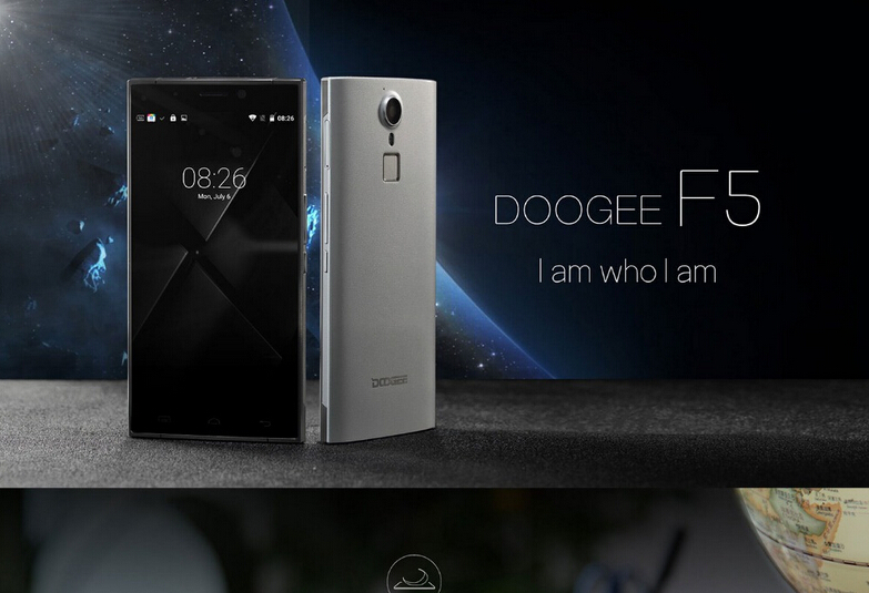 DOOGEE Mobile Phone, DOOGEE F5 5.5 inch IPS FHD Screen Android 5.1 Smartphone, DOOGEE Cell Phone