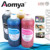 Factory direct sale!Aomya 8 color dx5 printhead eco solvent ink for epson/roland/mimaki/mutoh rj-900