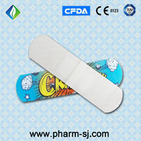 different shape band aid/color band aid /custom printed band aid