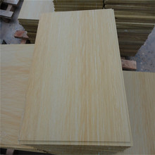 Yellow Color Sandstone Cheap Swimming Pool Wooden Floor Tiles Copping Tile rainbow sandstone tiles