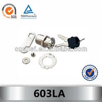 zinc alloy cam locks for lockers 603LA