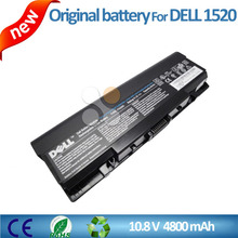 Factory price External Laptop backup replacement Battery for Dell 1520 FK890 FP282 GR995 replacement notebook batteries