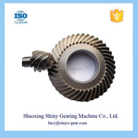 New Arrival Speed Reducer Spiral Bevel Gear