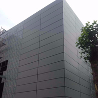 UV Cure panel fiber cement board for interior and exterior siding wall