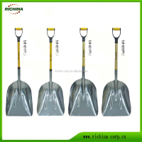 Aluminum Snow/Grain Shovel, Aluminum Scoop, Scoop&Grain Shovel