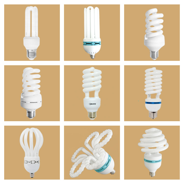 Energy Saving Spiral Light Bulb 5W-105W B22 or E27