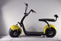 2017 Lithium Fat Tyre Chopper Electric Scooter 1000w Rear Suspension RRP harley electric scooter