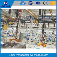 HVR MAGNETICS electro permanent lifting magnet designed to meet the special material handling needs requirement