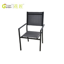 outdoor sling stacking chair sling back chairs aluminum sling stackable chairs