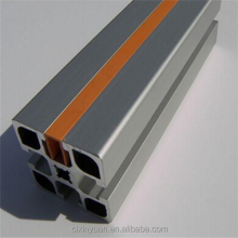 Alibaba providers custom extrusion structure aluminum profile