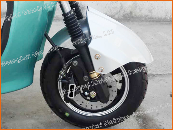 3 wheel tricycle double seat electric mobility scooter for adults