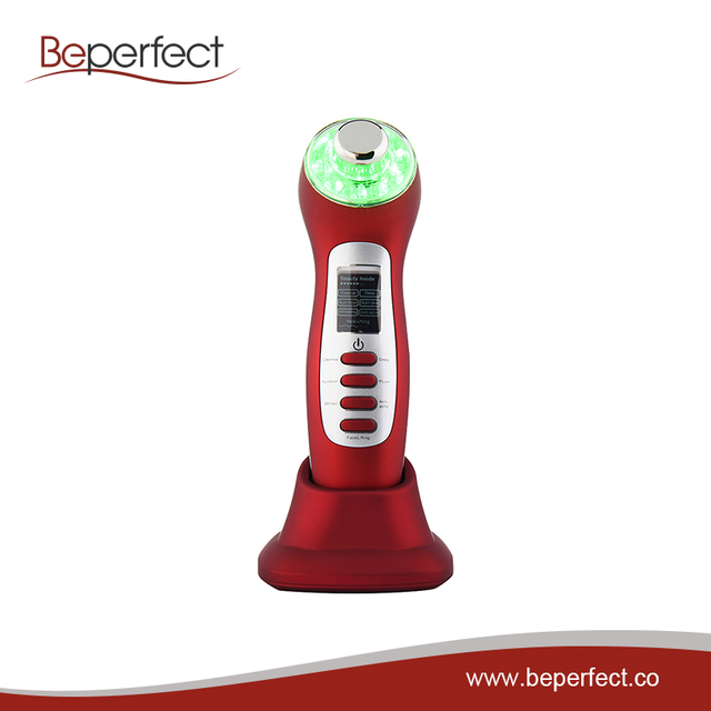 Beperfect BP12 7 in 1 New multi-functional beauty equipment for skin cell repair and anti aging and face lift highly accept OEM
