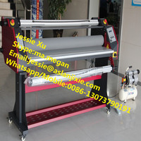 Best quality hot roll laminating machine/thermal laminating machine