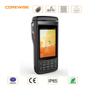 Newest industrial smart phone color screen EMV certificated 58mm android thermal printer