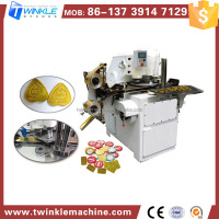 TKE666 CHOCOLATE FOIL WRAPPING MACHINE