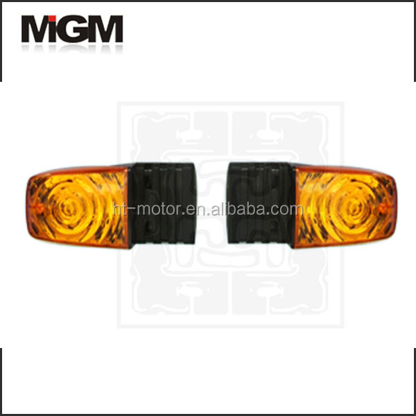 WY125 motorcycle turn light, turn signal lamp for bike