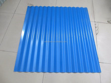22 24 28 gauge PPGI/PPGL Brown metal roofing galvanized iron tile corrugated metal sheets