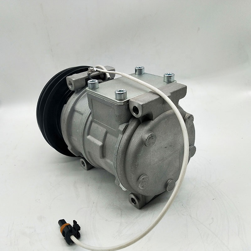 447100-2380/447170-2400/ 77375 RE46609/ TY24304/ TY6764/ RE69716/ 10PA17C TPYE auto ac compressor for Tractors/Combines/Skidders