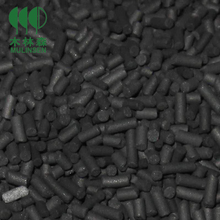 China factory Coal Based Pellet catalyst carrier activated carbon