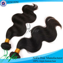 Factory price in stock halo hair extensions