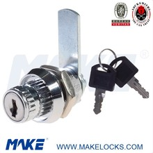 MK104-22 top security zinc alloy cam lock