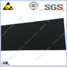 Anti-static foam sheet material/closed cell packing foam/fireproof PE foam sheet