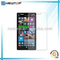 Sale price high transparency screen protector for Nokia Lumia 929 manufacture by German machine