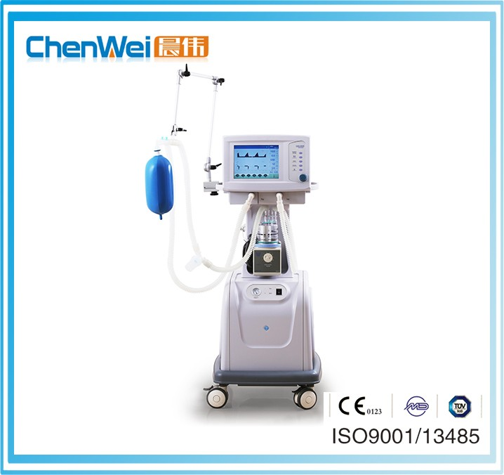 CWH-3020B China manufacturer CPAP System cheap medical ventilator machine price