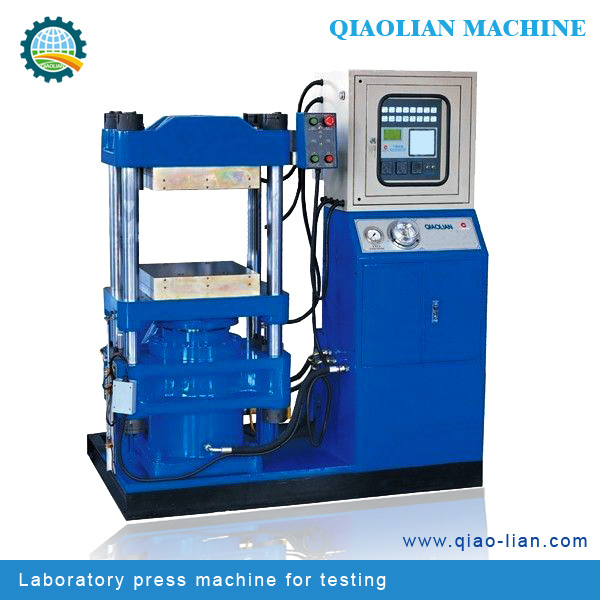Quality Guarantee Lab 25T Plate Vulcanizing Machine Hydraulic Lab Press