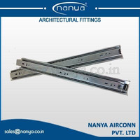 High Quality Heavy Load Bearing 3 Fold Telescopic Channel/Drawer Slide