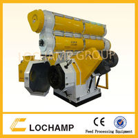 2014 high quality SZLH35A ring die pellet mill making wood pellets with low energy cost