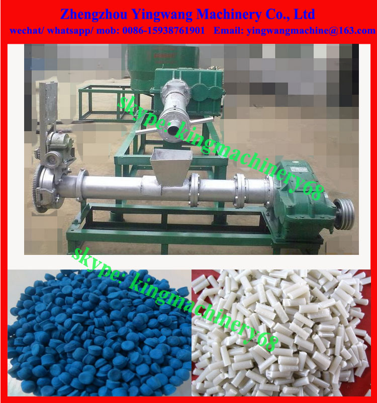 plastic pellet machine to recycle plastic <strong>scrap</strong>