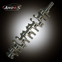 Custom Billet forged crankshaft For Toyota 3.0 5L CRANKSHAFT Hiace Hilux Pick Up Land Cruiser NEW