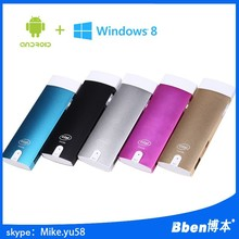 Hot selling mini pc windows8 support wifi,USB and HDMI1 manufacturer in China